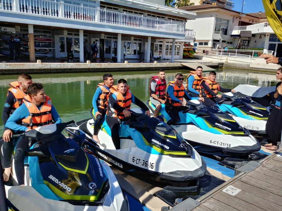 Motos de Agua Torrevieja