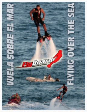 Flyboard Cabo Roig